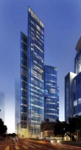 market towers