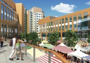nine elms garden retail market