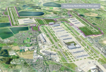 How a four runway Heathrow could look