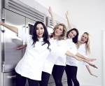 tv chefs at heathrow