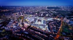 Westfield London - proposed aerial view 2013