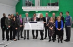 Ealing Pathways cheque donation 2